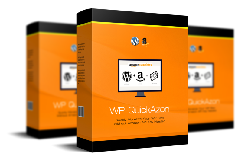 Image - WP QuicKAzon Cover